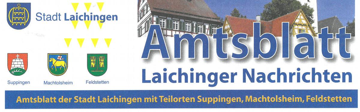 Laichinger Nachrichten - Amtsblatt Laichingen