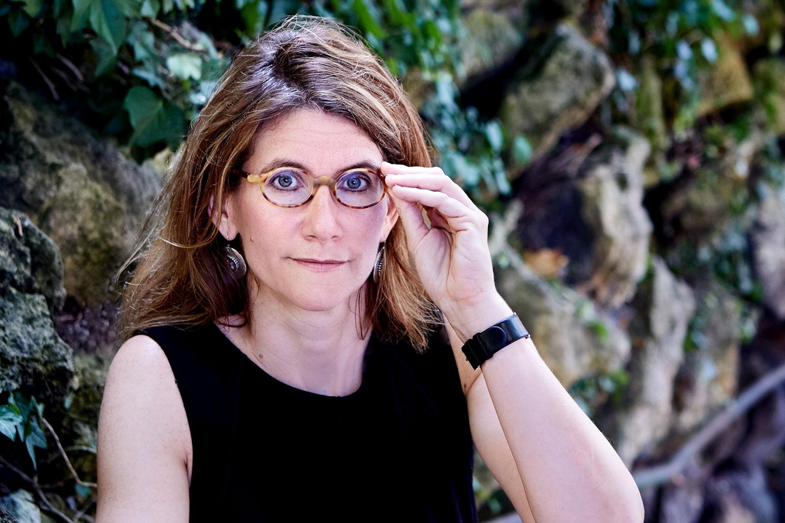 Anna Katharina Hahn, deutsche Schriftstellerin