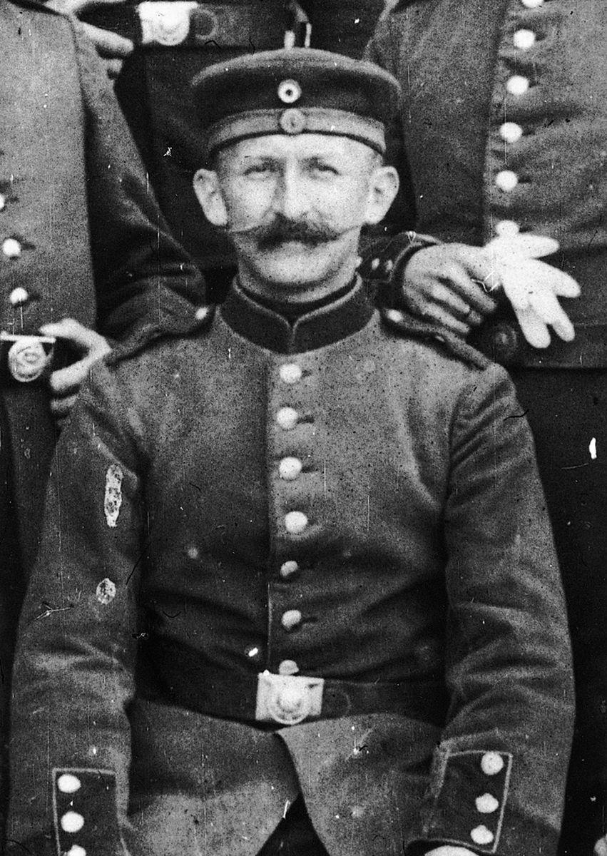 Johann Georg Mack (03.10.1849 bis 15.04.1897)