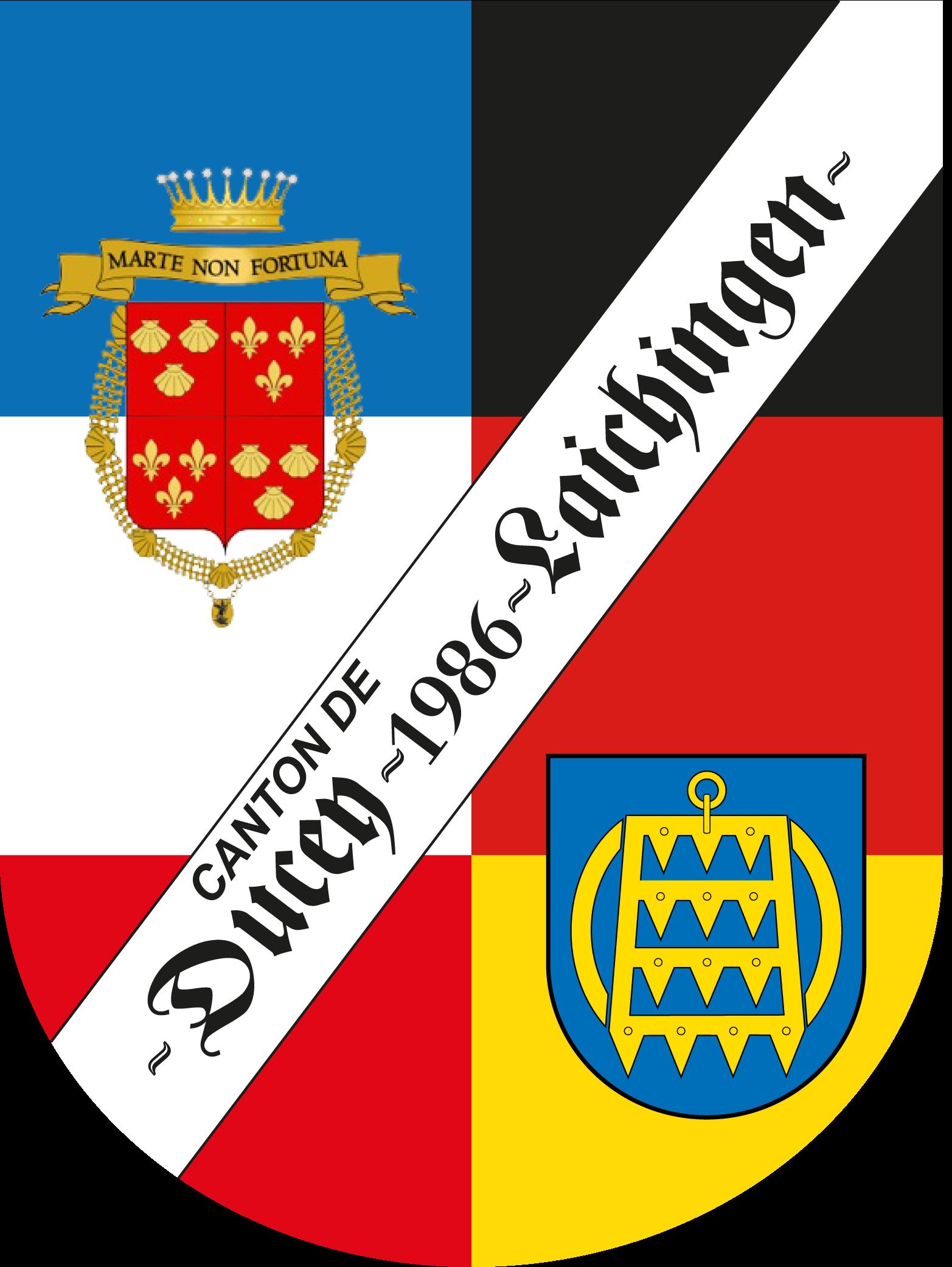 Partnerschaftslogo Ducey-Laichingen