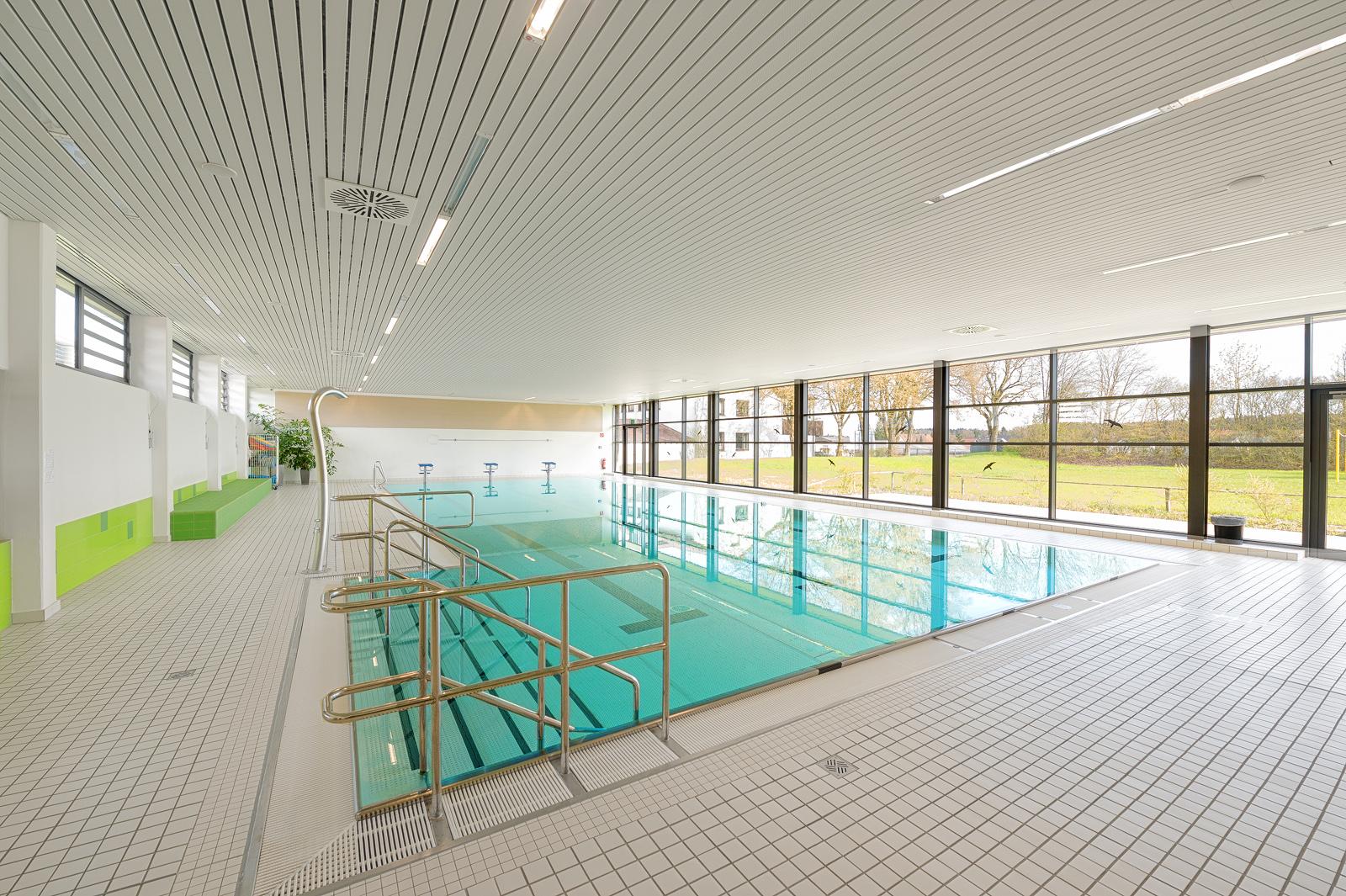 Kleinschwimmhalle Laichingen