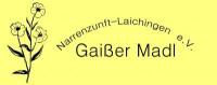 Narrenzunft-Laichingen e.V.  Gaißer Madl