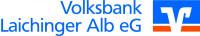 Logo der Volksbank Laichinger Alb eG
