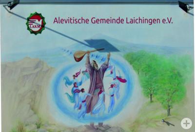 Alevitische Gemeinde Laichingen e.V Gemälde