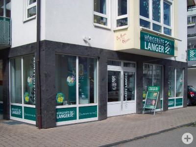 Hörgeräte LANGER Filiale Laichingen