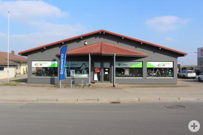 Gebäude bikecenter-alb