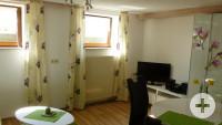 Wohnzimmer Ferienwohnung 2