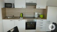 Küche Ferienwohnung 2