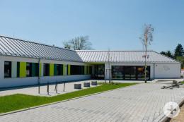 Gebäude Kita Bleichberg