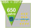 Logo 650 jahre Stadt Laichingen