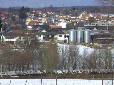 Der Finkenhof im Winter