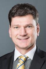 Bürgermeister Klaus Kaufmann