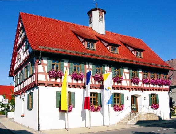 Altes Rathaus, Weite Straße 1