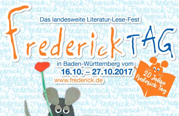 Die Laichinger Kinder- und Jugendbuchwochen 2017 – 20 Jahre Frederick Tag