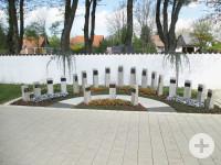Urnengrabanlage Friedhof Laichingen