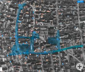 W-LAN-Bereich Innenstadt Laichingen