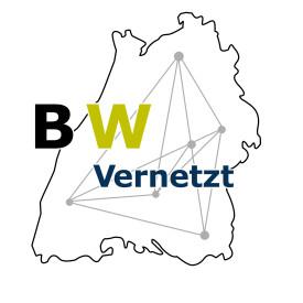 Logo Baden-Württemberg vernetzt